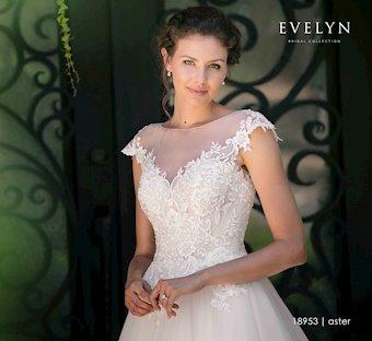 Evelyn Bridal 18953