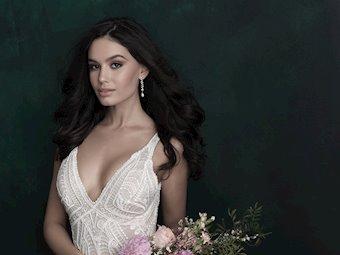 Allure Bridals Style #C500