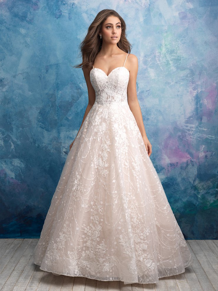 Allure Bridals Style #9559 Image