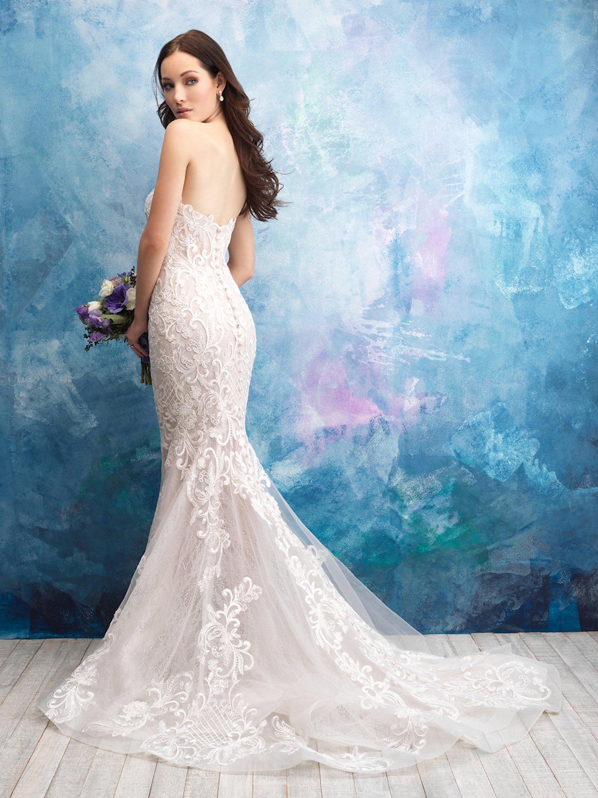 Allure Wedding Dresses.Allure Bridals 9560 Trudys Brides