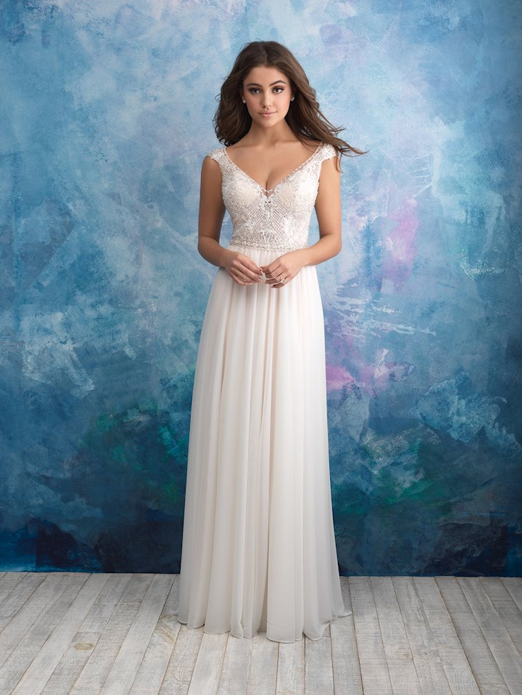 Allure Bridals Style #9563  Image