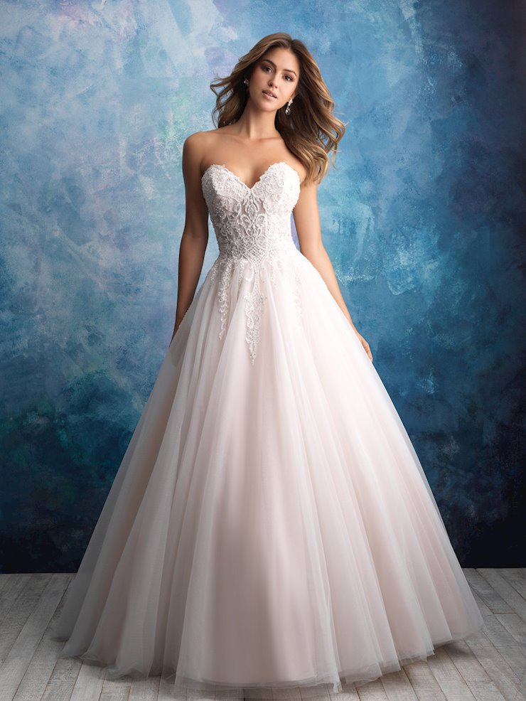 Allure Bridals Style #9565  Image