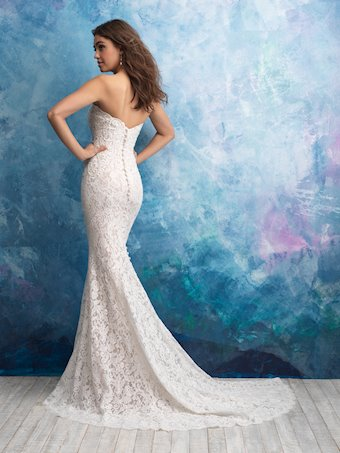 Allure Bridals Style #9566