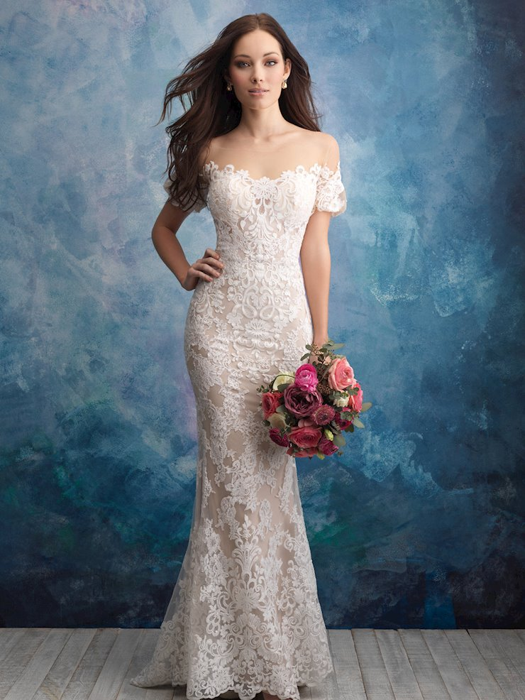 Allure Bridals Style #9569  Image