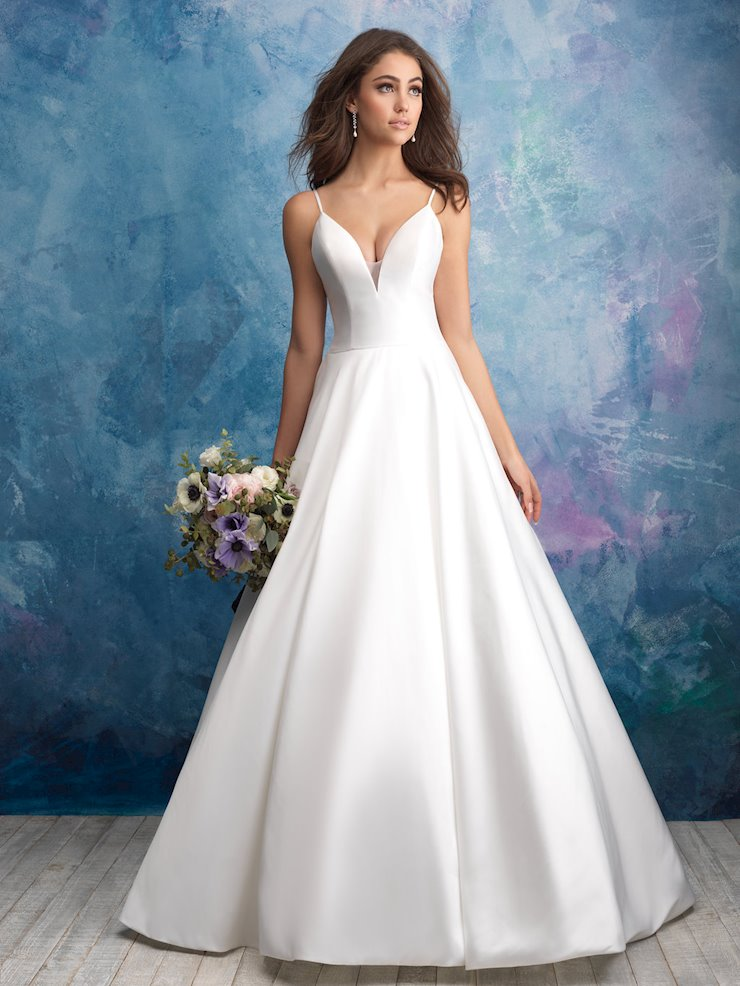 Allure Bridals Style #9570  Image