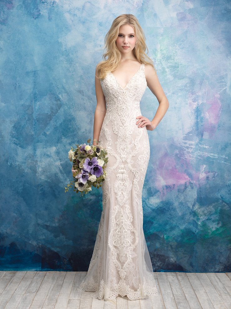 Allure Bridals Style #9571  Image
