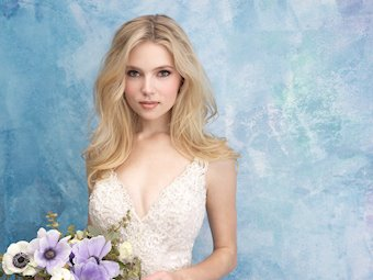 Allure Bridals Style #9571