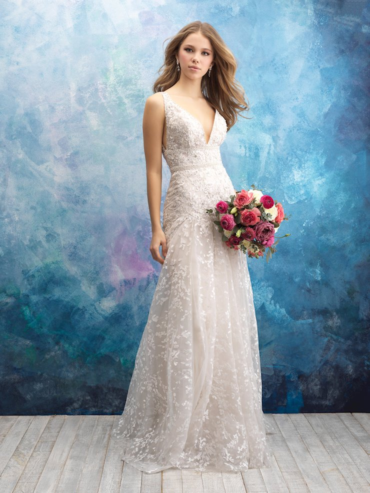 Allure Bridals Style #9572  Image