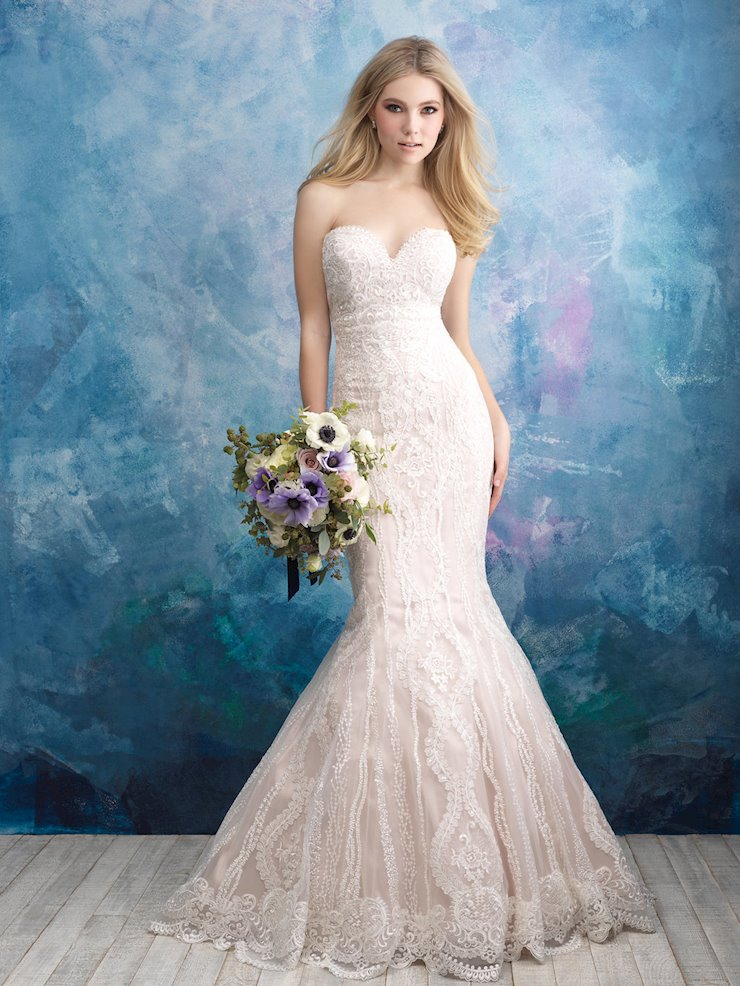 Allure Bridals Style #9574  Image