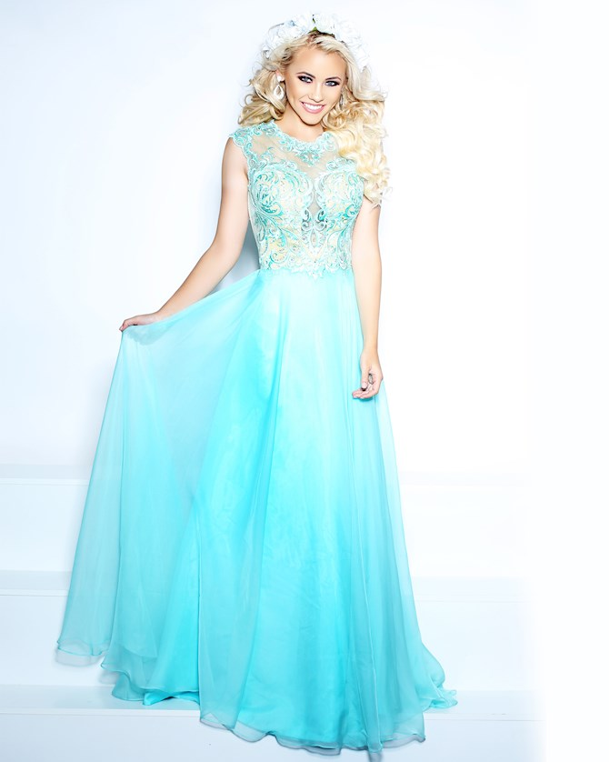 2Cute Prom Style #71004