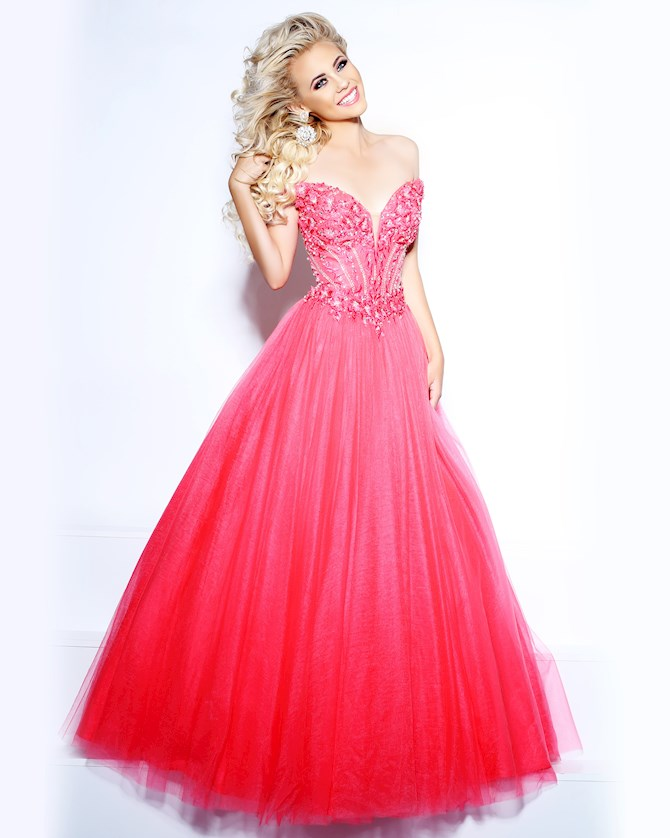 Shop 2Cute Prom dresses at Z Couture in Austin, Texas. - 71005