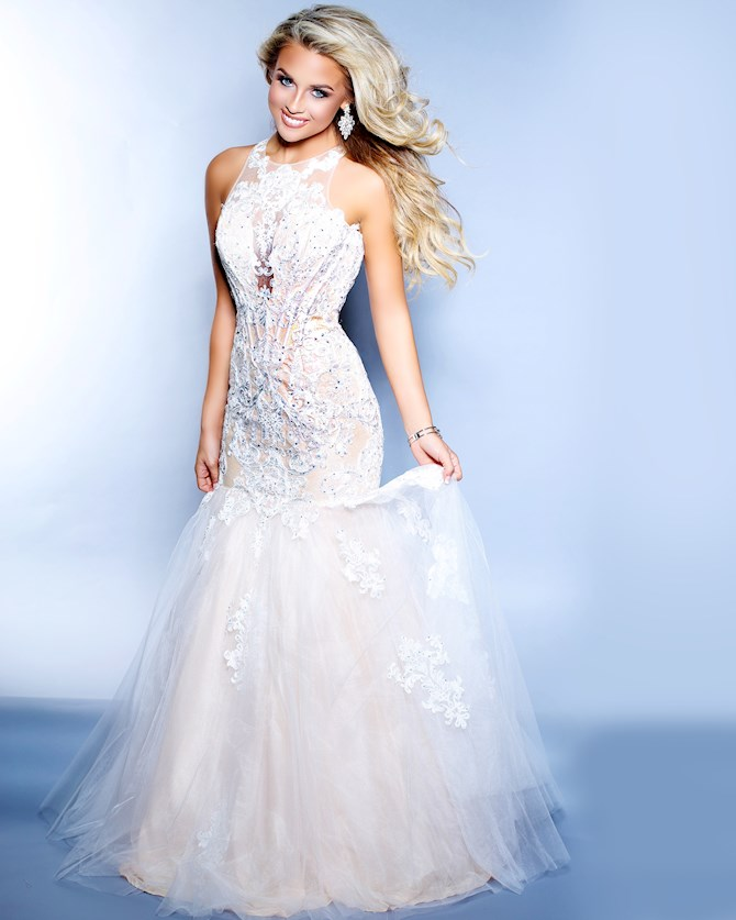 2Cute Prom Style #71008