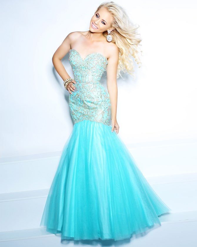 2Cute Prom Style #71037