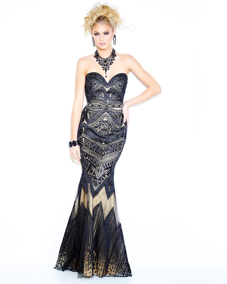 2Cute Prom Style #71040
