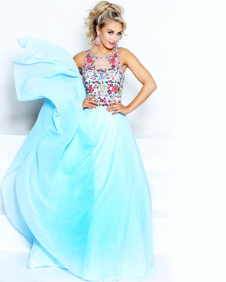 2Cute Prom Style #71047