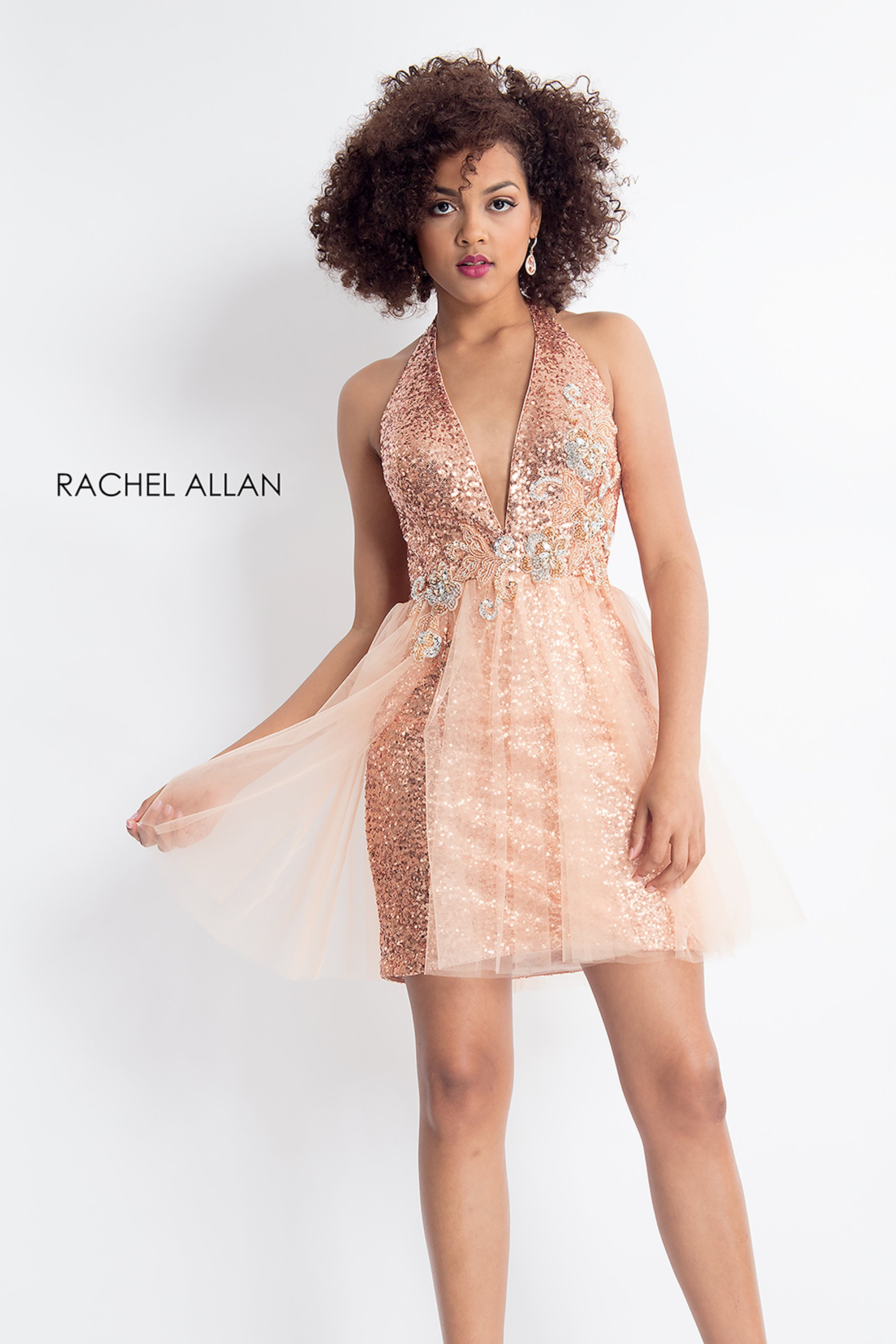 Rachel Allan 5043 Dress