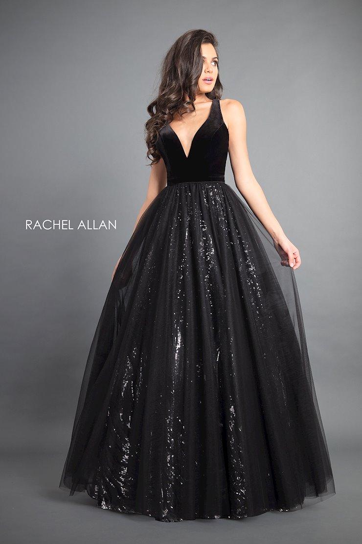 Rachel Allan Style #8364
