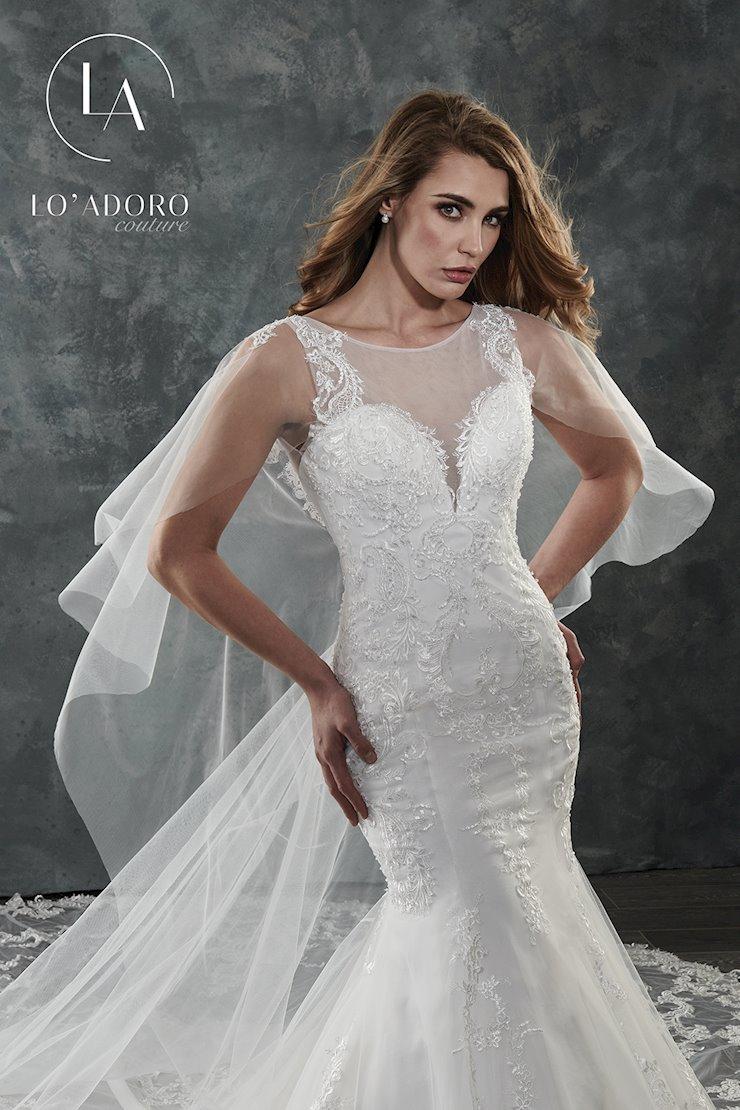 Lo' Adoro Style #M677  Image
