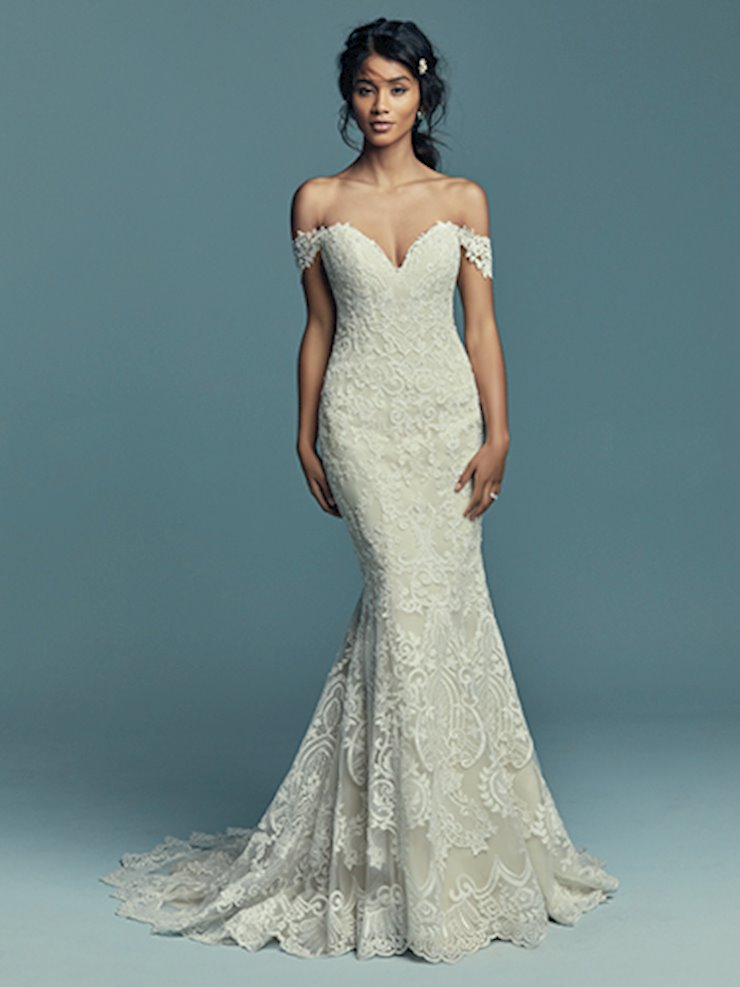 Maggie Sottero Style #Stephanie
