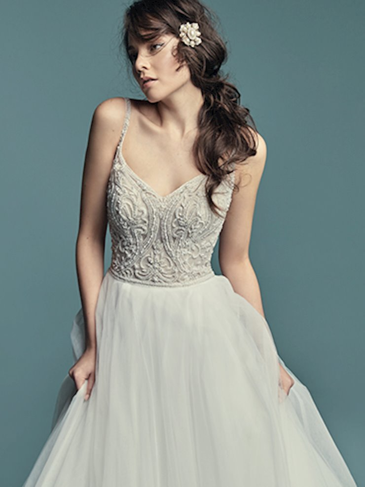 Maggie Sottero Style #8MS698  Image