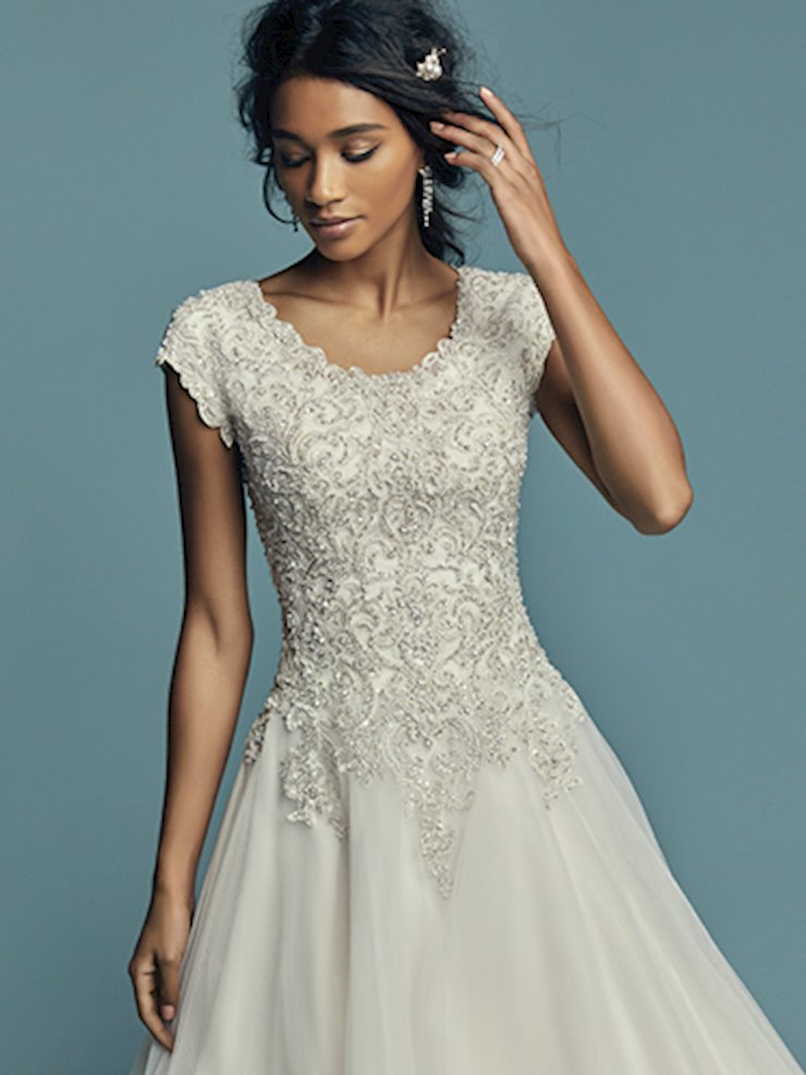 Maggie Sottero 8MS754 Image