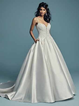 Maggie Sottero Style #8MS798