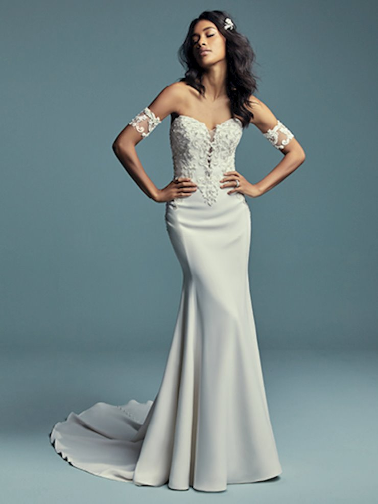 Maggie Sottero Style #8MW712 Image