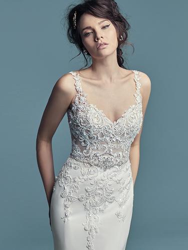 Maggie Sottero Style #Alaina Image