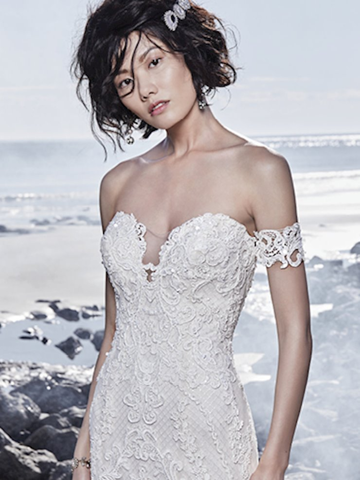 Sottero & Midgley Bridal #8SC779