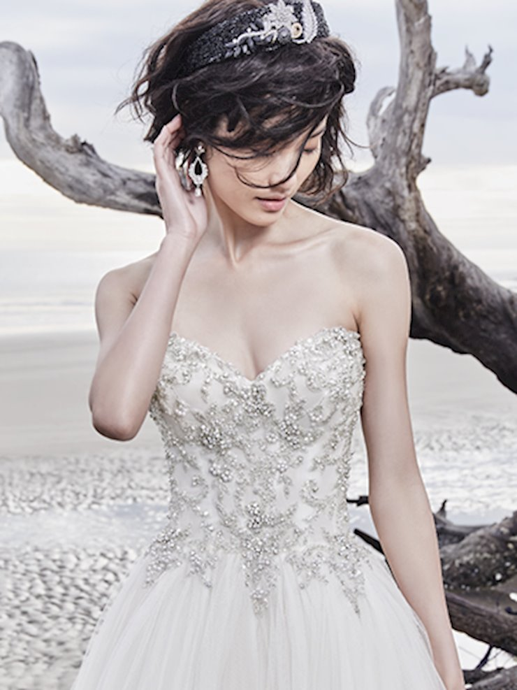 Sottero & Midgley Bridal #8SW673