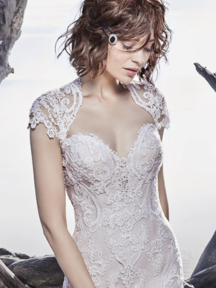 Sottero & Midgley Bridal 8SW714