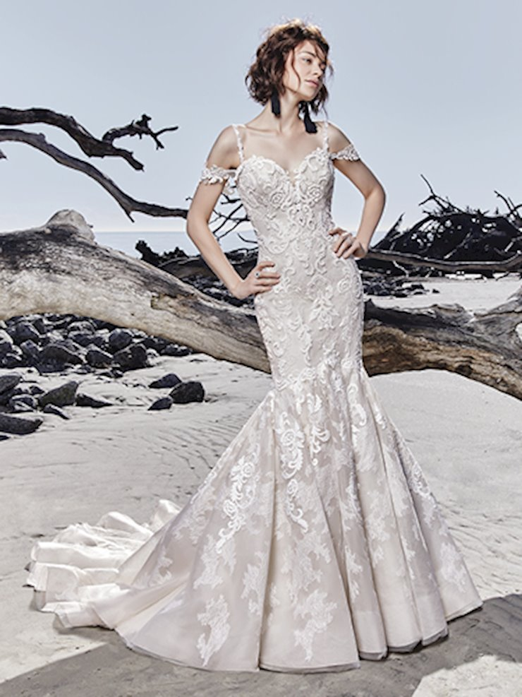 Sottero & Midgley Bridal 8SW783