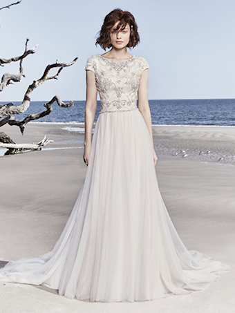 Sottero and Midgley Style #Ezra Rose