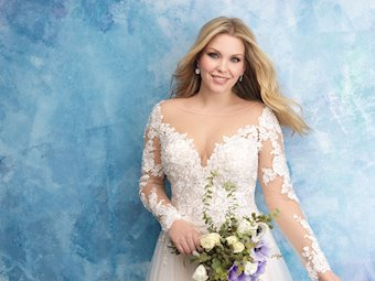 Allure Bridals Style #W435