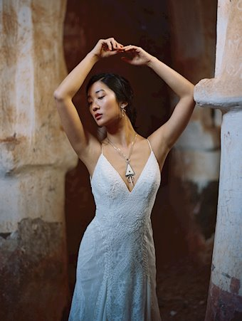 Allure Wilderly Bride Style #F130-Goldie