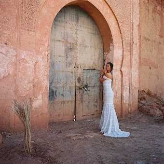 Allure Wilderly Bride Style #F131-Zoey