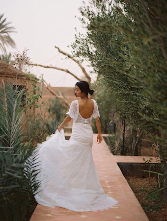 Allure Wilderly Bride Style F134-Sadie