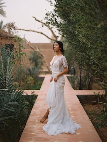 Allure Wilderly Bride F134-Sadie