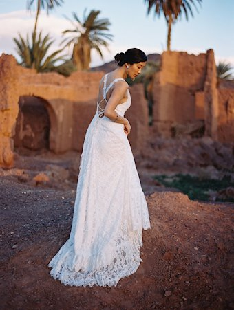 Allure Wilderly Bride Style #F138-Isla