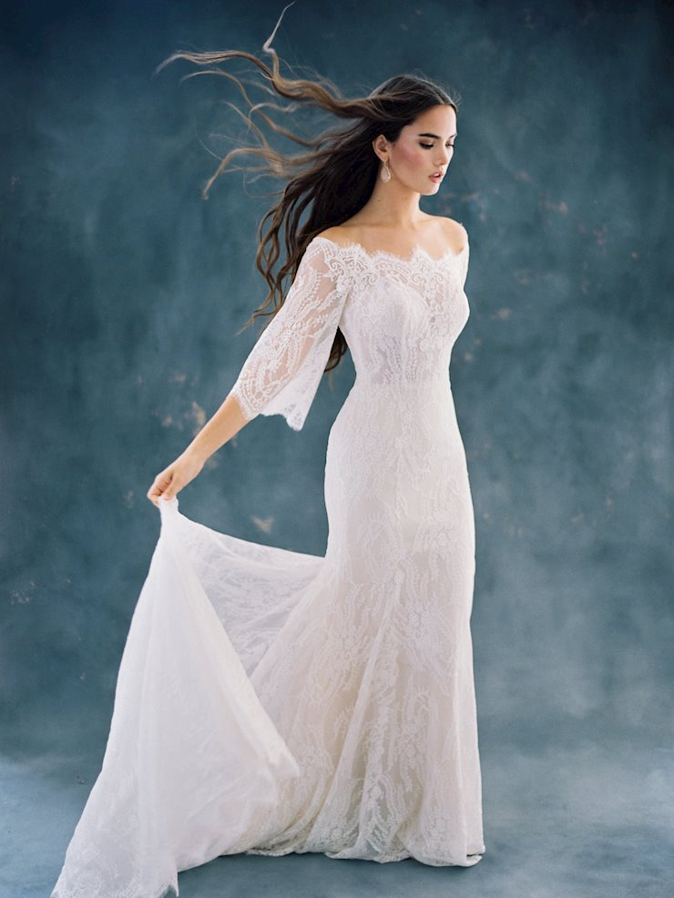 Allure Wilderly Bride S-F100
