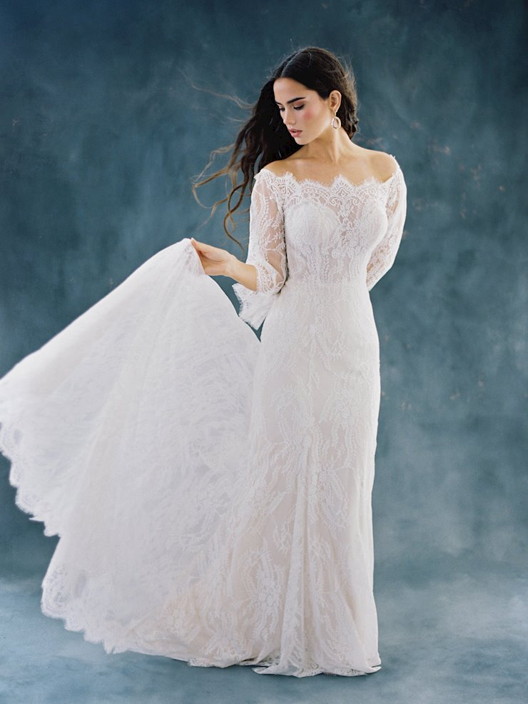 Allure Wilderly Bride Style No. S-F100