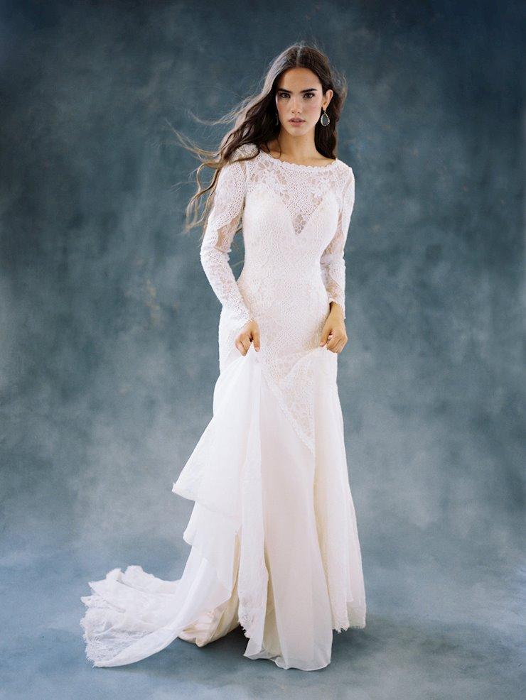 Allure Wilderly Bride Style No. S-F102