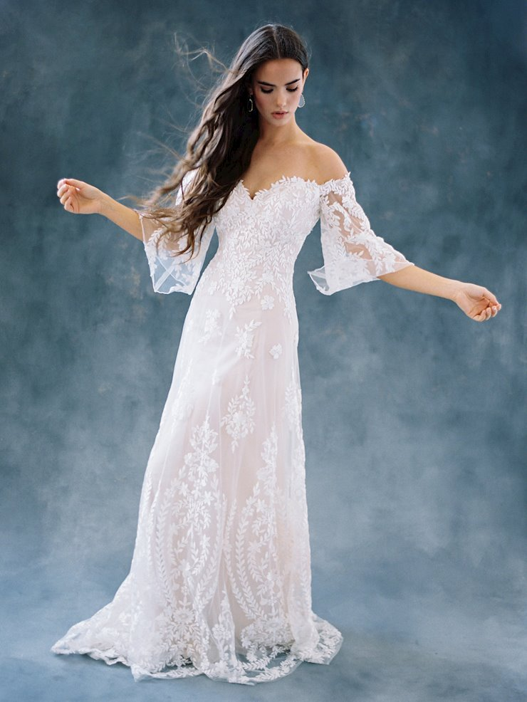 Allure Wilderly Bride Style No. S-F104