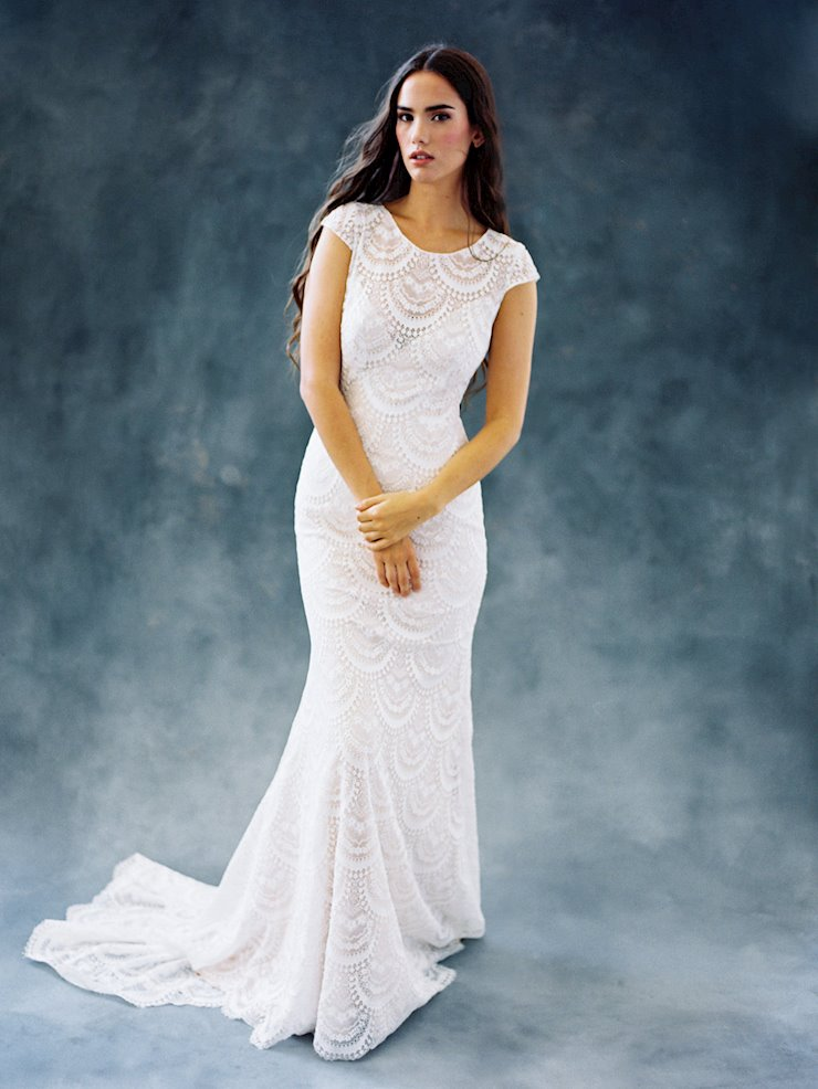 Allure Wilderly Bride Style #S-F111