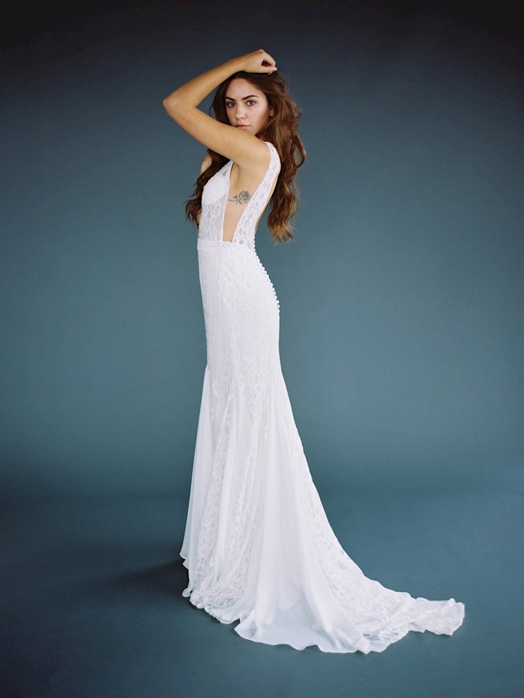 Allure Wilderly Bride Style No. S-F117