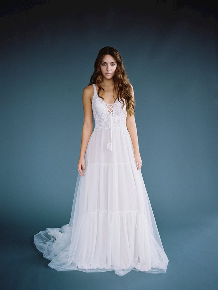 Allure Wilderly Bride Style No. S-F119