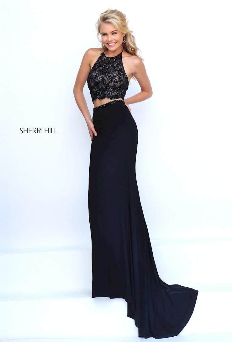 46743e7f676 Sherri Hill. Spring 2016. Style    50129