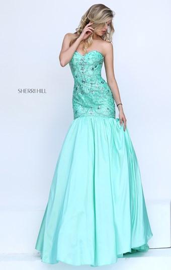 Sherri Hill Style #50136