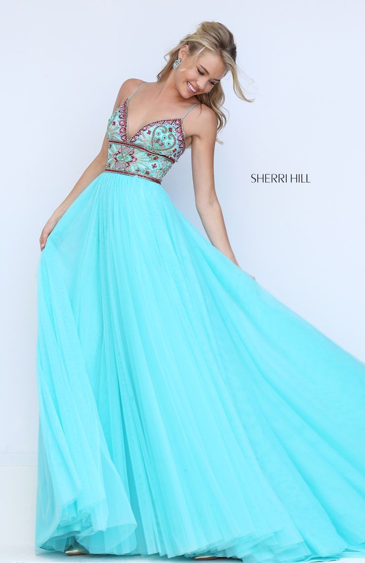 Sherri Hill - 50474 | Runway Fashions