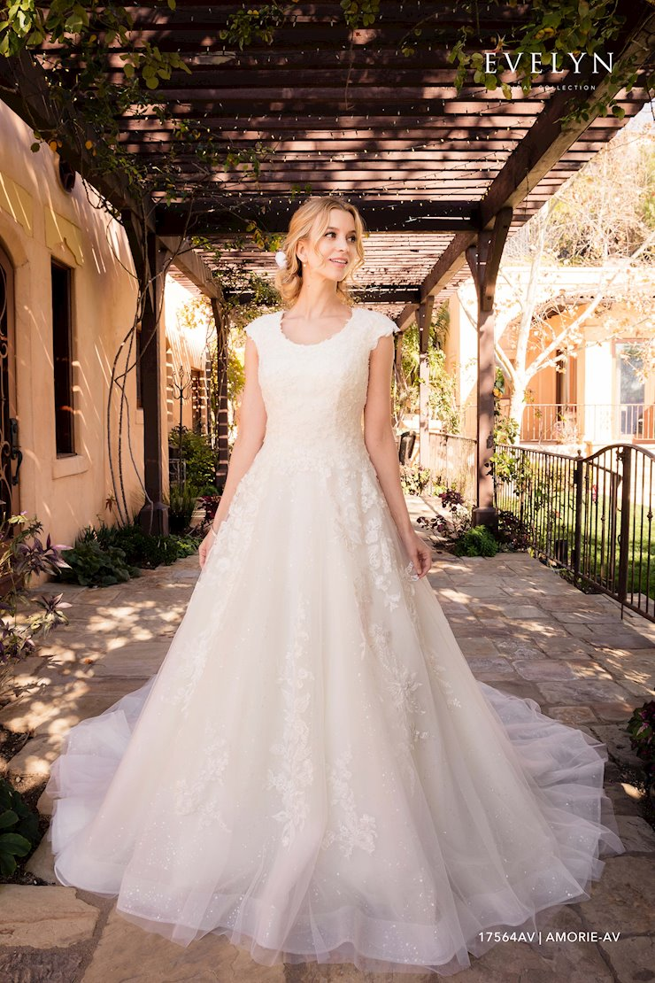 Evelyn Bridal Amoria-AV 17564AV Image